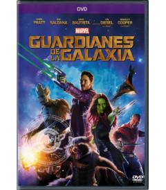 DVD - GUARDIANES DE LA GALAXIA (*)