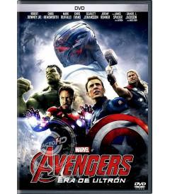 DVD - LOS VENGADORES (LA ERA DE ULTRÓN) (*)