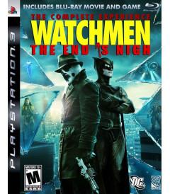 WATCHMEN (LOS VIGILANTES) (LA EXPERIENCIA COMPLETA, EL FINAL ESTA CERCA) - USADA