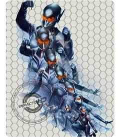 ANT MAN (EL HOMBRE HORMIGA) Y LA AVISPA (MCU) (EDICIÓN ESPECIAL STEELBOOK)