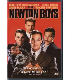 DVD - LA PANDILLA NEWTON