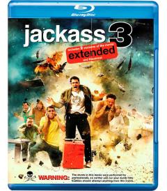 JACKASS 3 (INCLUYE 2 VERSIONES DE LA PELÍCULA)