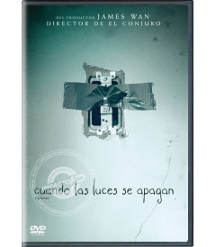 DVD - CUANDO LAS LUCES SE APAGAN - USADA