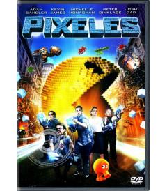 DVD - PIXELES - USADA