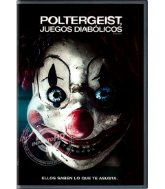 DVD - POLTERGEIST (JUEGOS DIABÓLICOS) - USADA