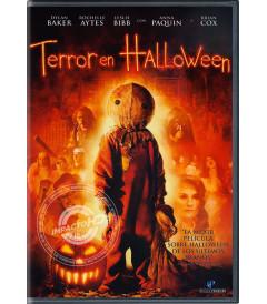 DVD - TRUCO O TRATO (TERROR EN HALLOWEEN) - USADA