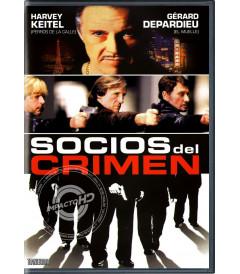 DVD - SOCIOS DEL CRIMEN - USADA