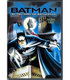 DVD - BATMAN (EL MISTERIO DE BATWOMAN) - USADA