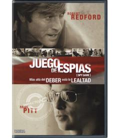 DVD - JUEGO DE ESPÍAS - USADA