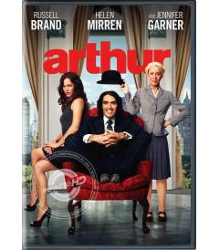 DVD - ARTHUR - USADA