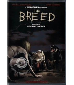 DVD - AULLIDOS (LABERINTO DE TERROR) - USADA