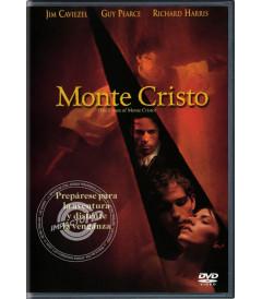 DVD - MONTE CRISTO - USADA