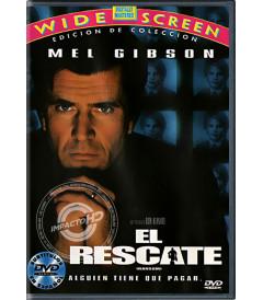 DVD - EL RESCATE - USADA