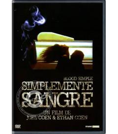 DVD - SIMPLEMENTE SANGRE - USADA