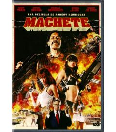 DVD - MACHETE - USADA