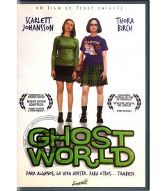 DVD - MUNDO FANTASMA (GHOST WORLD) - USADA