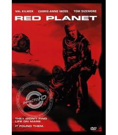 DVD - PLANETA ROJO - USADA