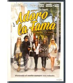 DVD - ADORO LA FAMA - USADA
