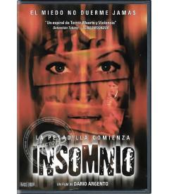 DVD - INSOMNIO - USADA