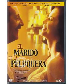 DVD - EL MARIDO DE LA PELUQUERA (EDICIÓN ESPECIAL REMASTERIZADA) - USADA