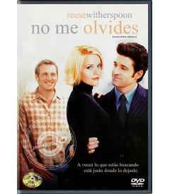 DVD - NO ME OLVIDES - USADA