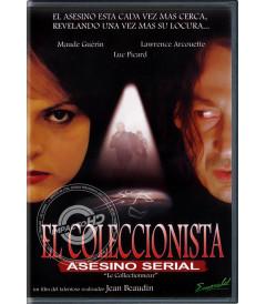 DVD - EL COLECCIONISTA (ASESINO SERIAL) - USADA