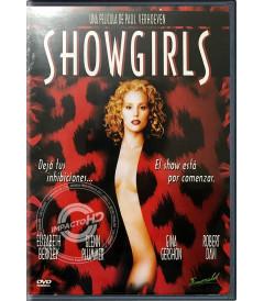 DVD - SHOWGIRLS - USADA