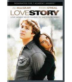 DVD - HISTORIA DE AMOR (SIN ESPAÑOL) - USADA