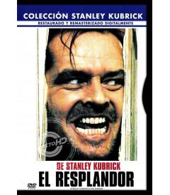 DVD - EL RESPLANDOR (COLECCIÓN STANLEY KUBRICK) (*) - USADA