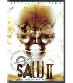 DVD - EL JUEGO DEL MIEDO II (EDICIÓN ESPECIAL) - USADA