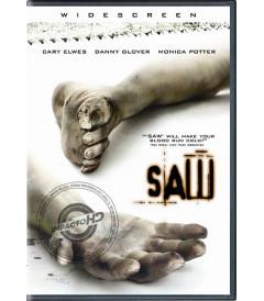 DVD - EL JUEGO DEL MIEDO - USADA
