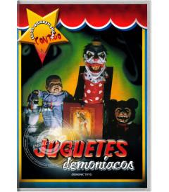 DVD - JUGUETES DEMONIACOS - USADA