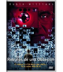 DVD - RETRATOS DE UNA OBSESIÓN - USADA