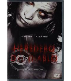 DVD - HEREDERO DEL DIABLO - USADA