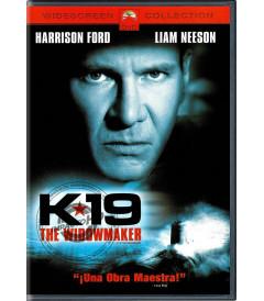 DVD - K19 (THE WIDOWMAKER) - USADA