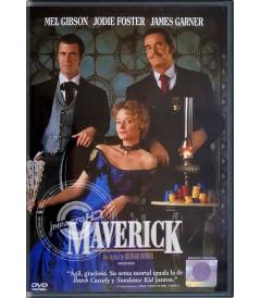 DVD - MAVERICK - USADA