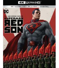 4K UHD - SUPERMAN (HIJO ROJO)