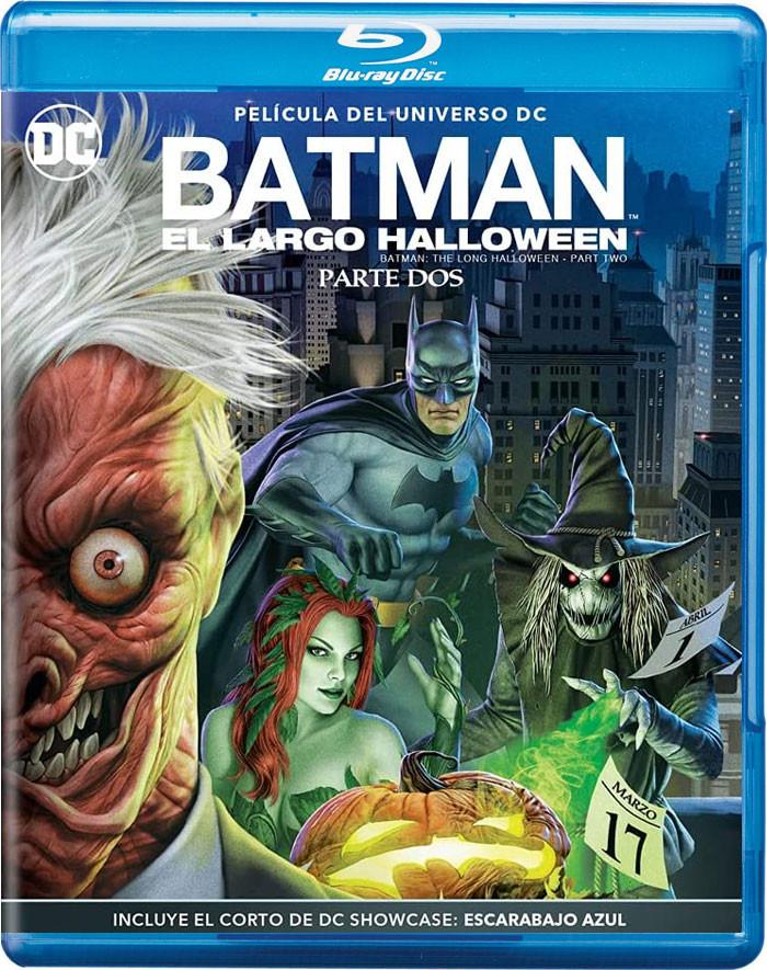 BATMAN (EL LARGO HALLOWEEN, PARTE 2) (*)