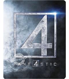 4 FANTÁSTICOS (2015) (EDICIÓN ESPECIAL STEELBOOK) - USADA