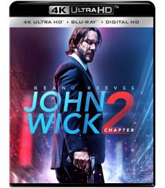 4K UHD - JOHN WICK 2 (UN NUEVO DÍA PARA MATAR)
