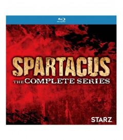 SPARTACUS (LA SERIE COMPLETA) (EDICIÓN ESPECIAL DIGIBOOK)