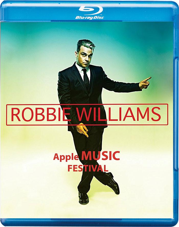 ROBBIE WILLIAMS (APPLE MUSIC FESTIVAL) - USADA