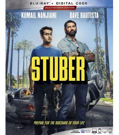STUBER (LOCOS AL VOLANTE) - USADA