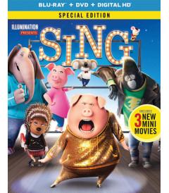 SING (¡VEN Y CANTA!) (EDICIÓN ESPECIAL) - USADA