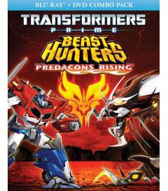 TRANSFORMERS PRIME (BEAST HUNTER PREDACONS RISING) (SIN ESPAÑOL) - USADA