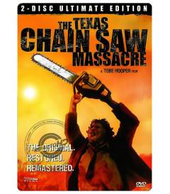 DVD - MASACRE EN TEXAS (1974) (ÚLTIMA EDICIÓN STEELBOOK) - USADA