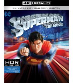 4K UHD - SUPERMAN (LA PELÍCULA) (EDICIÓN 40° ANIVERSARIO)
