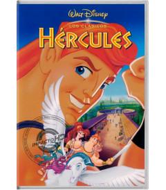 DVD - HÉRCULES (LOS CLÁSICOS) - USADA