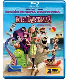 HOTEL TRANSYLVANIA 3 (MONSTRUOS DE VACACIONES) (EDICIÓN FIESTA MONSTRUOSA) (*)