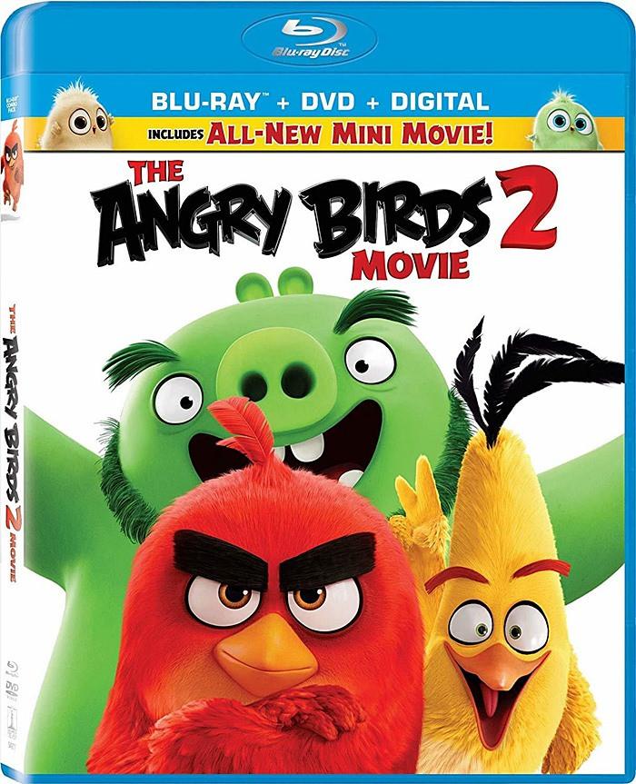 4K UHD - ANGRY BIRDS 2 - USADA